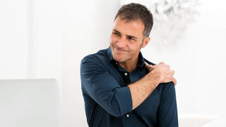 causas, síntomas y tratamiento para la bursitis