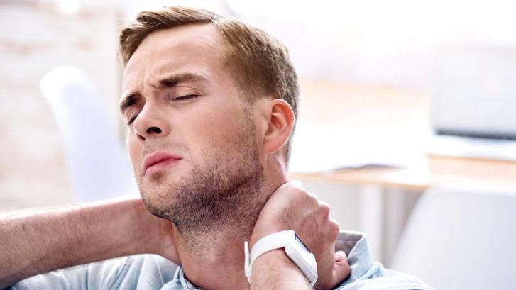 ejercicios para el dolor de cuello