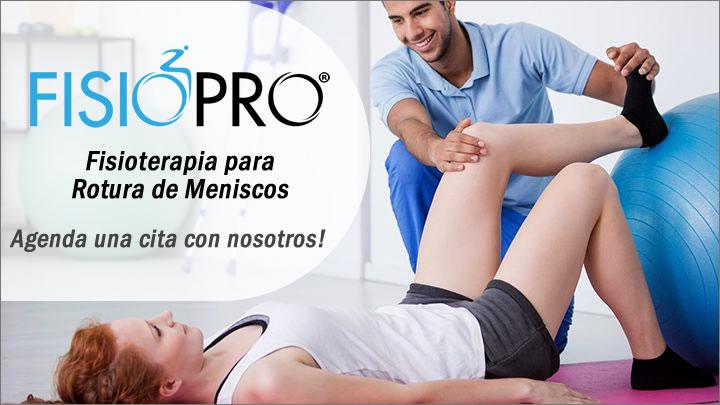 fisioterapia para rotura de meniscos en guayaquil