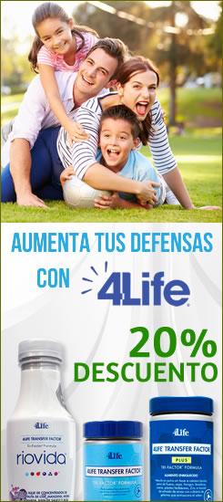productos 4life en ecuador